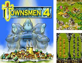 In addition to the game World of Warcraft: Frozen throne for mobile phone, you can download mobile game Townsmen 4 for free.