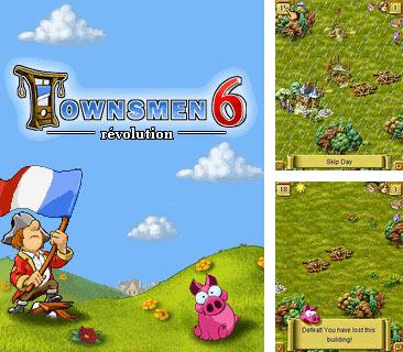 In addition to the game Tanchiki (Tanks) for mobile phone, you can download mobile game Townsmen 6: Revolution for free.