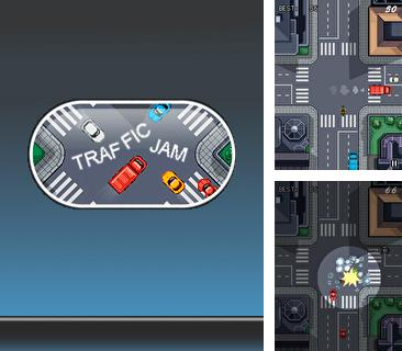 In addition to the game Tetris POP for mobile phone, you can download mobile game Traffic Jam for free.