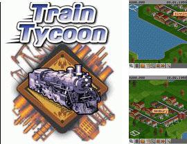 Download free mobile game: Train tycoon - download free games for mobile phone.