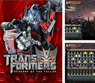 In addition to the game Ball mania by Get games for mobile phone, you can download mobile game Transformers 2: Revenge Of The Fallen for free.