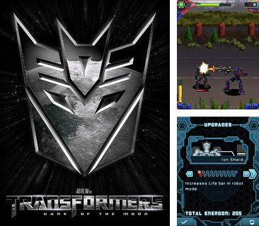 In addition to the game Caveman penalty kicks for mobile phone, you can download mobile game Transformers Dark of the Moon for free.