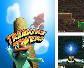 In addition to the game Blitzkrieg 2 for mobile phone, you can download mobile game Treasure Towers for free.