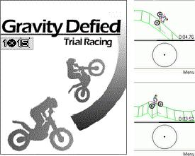 In addition to the game Paris Hilton's Diamond Quest for mobile phone, you can download mobile game Trial racing: Gravity defied for free.