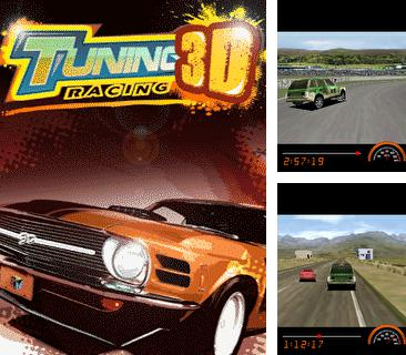 Download free mobile game: Tuning 3D Racing - download free games for mobile phone.