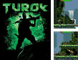 In addition to the game Voodoo for mobile phone, you can download mobile game Turok for free.