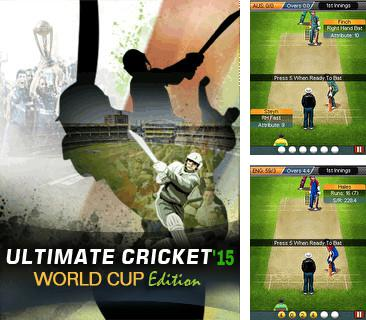 Ultimate Cricket World Cup 2015