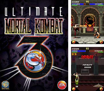 In addition to the game Tanchiki (Tanks) for mobile phone, you can download mobile game Ultimate Mortal Kombat 3 for free.