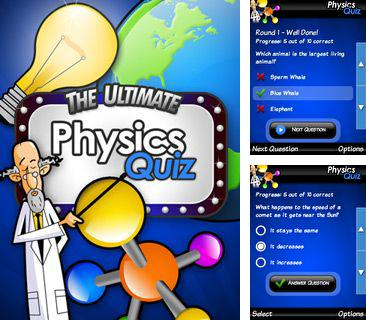 In addition to the game NBA Live 2010 for mobile phone, you can download mobile game Ultimate Physics Quiz for free.