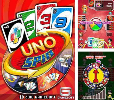 In addition to the game Popular solitaires for mobile phone, you can download mobile game Uno Spin for free.