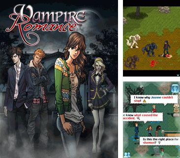 In addition to the game Townsmen for mobile phone, you can download mobile game Vampire Romance for free.