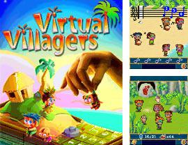 Download free mobile game: Virtual Villagers: A New Home - download free games for mobile phone.