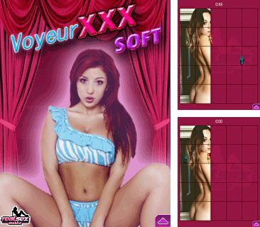 In addition to the game Babe machine: Bouncing boobs for mobile phone, you can download mobile game Voyeur XXX Soft for free.