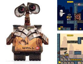 In addition to the game Bad Girl: First Time for mobile phone, you can download mobile game WALL-E for free.