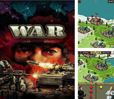 In addition to the game Strip-o-Block for mobile phone, you can download mobile game War for free.