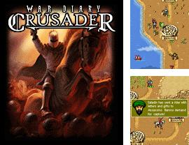 In addition to the game Bikini video poker with Mary Castro for mobile phone, you can download mobile game War Diary: Crusader for free.