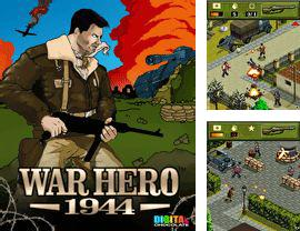 In addition to the game Hot School Girls Sudoku for mobile phone, you can download mobile game War hero 1944 for free.