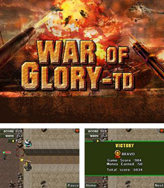 In addition to the game Atomania XXX Hard for mobile phone, you can download mobile game War of glory: Tower defender for free.