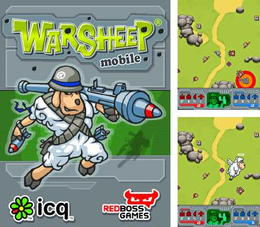 In addition to the game Playboy jewels for mobile phone, you can download mobile game WarSheep for free.