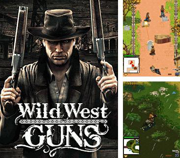 In addition to the game Shoot the bottle for mobile phone, you can download mobile game Wild West Guns for free.