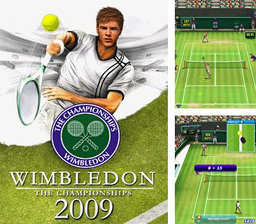 In addition to the game Retro Games 5 in 1 for mobile phone, you can download mobile game Wimbledon 2009 for free.