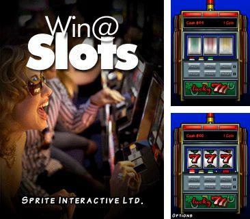 In addition to the game Topless Soccer for mobile phone, you can download mobile game Win@ Slots for free.