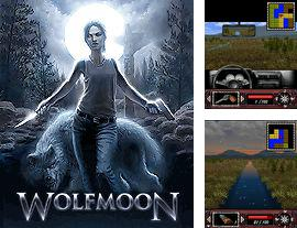 In addition to the game Dark Engines Super Racings for mobile phone, you can download mobile game Wolfmoon for free.