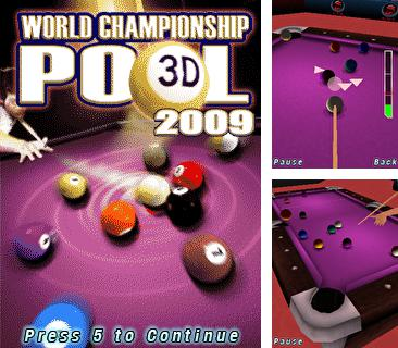 World Championship Pool 2009 3D