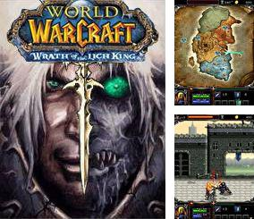 In addition to the game Naked Babe Soccer for mobile phone, you can download mobile game World of Warcraft: Wrath of the Lich King for free.