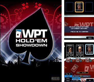 Download free mobile game: World Poker Tour: Holdem Showdown - download free games for mobile phone.