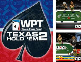 Download free mobile game: World Poker Tour Texas Hold 'Em 2 - download free games for mobile phone.
