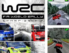 Download free mobile game: World Rally Championship Mobile 3D - download free games for mobile phone.