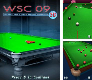 World Snooker Championship 09 3D