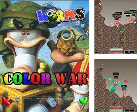 Worms: Color war