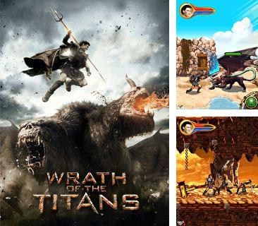 In addition to the game Digger for mobile phone, you can download mobile game Wrath of the titans for free.
