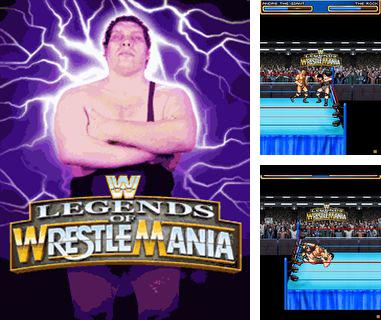 En plus du jeu L'Homme de Fer pour votre téléphone, vous pouvez télécharger gratuitement WWE Les Légendes de la lutte, WWE Legends of WrestleMania.