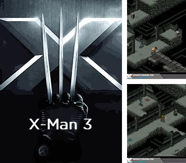 Download free mobile game: X Man 3 - download free games for mobile phone.
