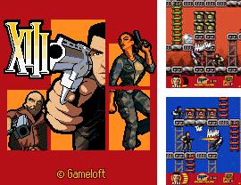 In addition to the game Droplitz Delight for mobile phone, you can download mobile game XIII for free.