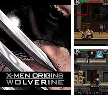 In addition to the game Sponge Bob Squarepants Bowling for mobile phone, you can download mobile game X–Men Origins: Wolverine for free.
