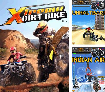 In addition to the game Ultimate Physics Quiz for mobile phone, you can download mobile game X-treme Dirt Bike for free.