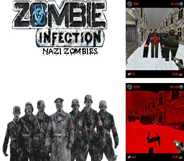 Download free mobile game: Zombie Infection Nazi Zombies - download free games for mobile phone.