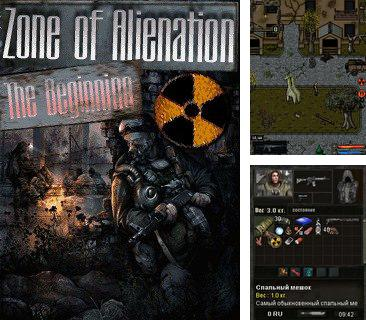 In addition to the game Ninja Inferno for mobile phone, you can download mobile game Zone of alienation: The beginning for free.