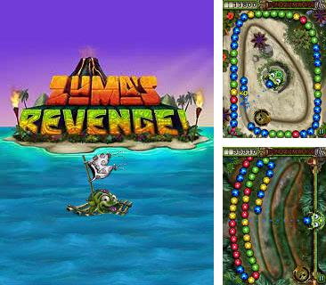 In addition to the game Cracker chase for mobile phone, you can download mobile game Zuma's Revenge for free.