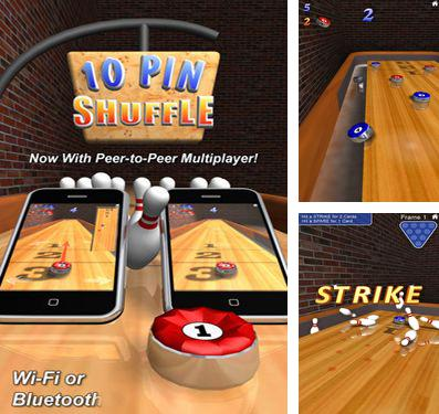 In addition to the game Rogue agent for iPhone, iPad or iPod, you can also download 10 Pin Shuffle (Bowling) for free.