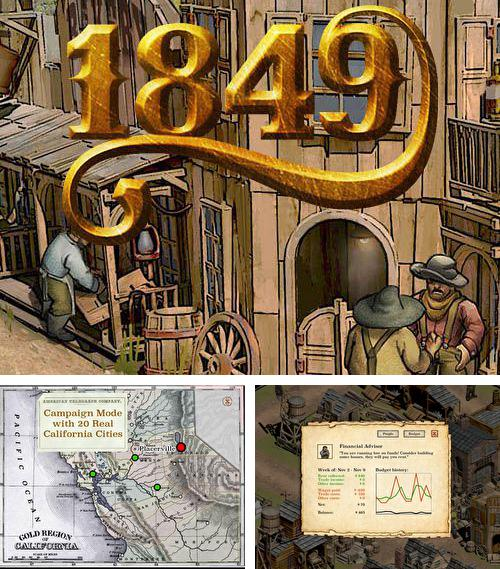 In addition to the game Ravensword: Shadowlands for iPhone, iPad or iPod, you can also download 1849 for free.