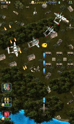 Baixe 1945 Air strike gratuitamente para iPhone, iPad e iPod.