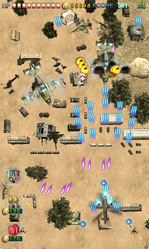 Screenshots do jogo 1945 Air strike para iPhone, iPad ou iPod.