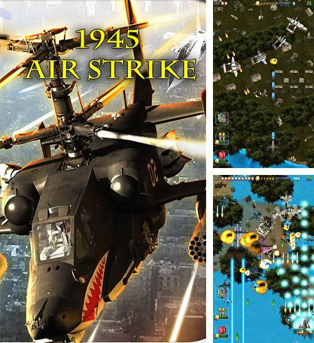 In addition to the game StarBunker:Guardians 2 for iPhone, iPad or iPod, you can also download 1945 Air strike for free.