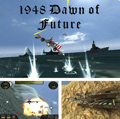 In addition to the game Junk Jack for iPhone, iPad or iPod, you can also download 1948 Dawn of Future for free.