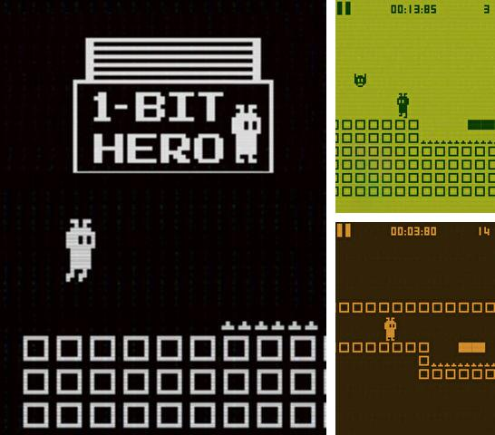 In addition to the game Star Defender 3 for iPhone, iPad or iPod, you can also download 1-bit hero for free.